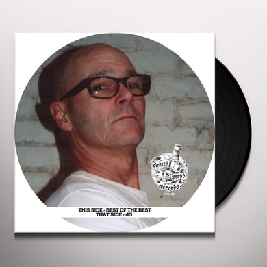ROADSIDE BOMBS BEST OF THE BEST Vinyl Record
