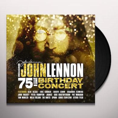 IMAGINE: JOHN LENNON 75TH BIRTHDAY CONCERT / VAR Vinyl Record