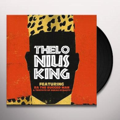 Blu THELONIUS KING Vinyl Record