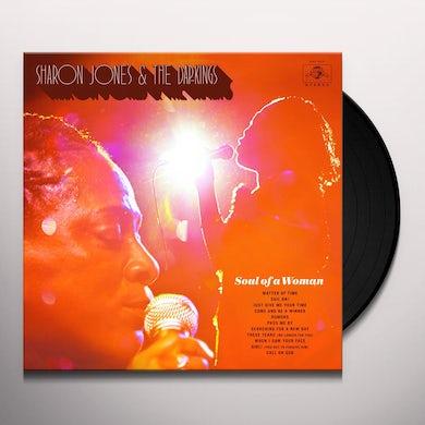 Sharon Jones & The Dap-Kings SOUL OF A WOMAN Vinyl Record