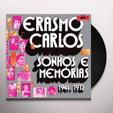 Erasmo Carlos SONHOS E MEMORIAS 1941-1972 Vinyl Record