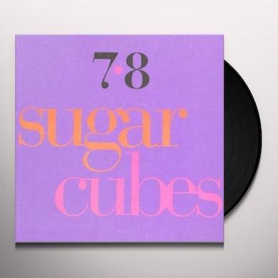Sugarcubes 7.8 THE BOX Vinyl Record