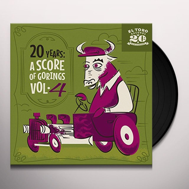 20 Years: Score Of Gorings Vinyl Record