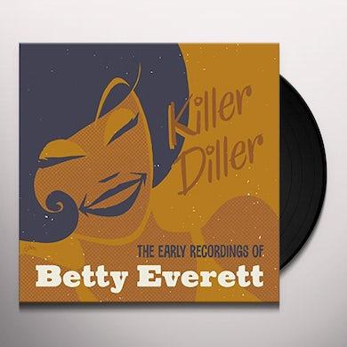 Betty Everett KILLER DILLER Vinyl Record