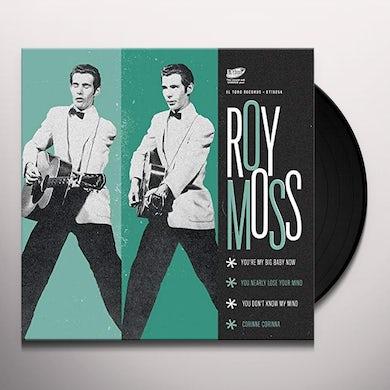 Roy Moss SAME Vinyl Record