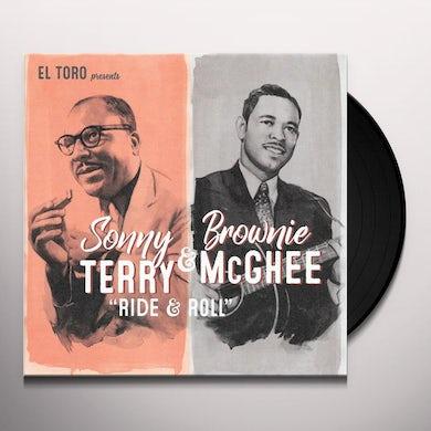 Sonny Terry / Brownie McGhee  RIDE & ROLL Vinyl Record