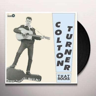 Colton Turner THAT ROCKS Vinyl Record