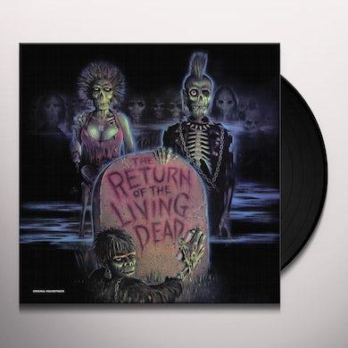 RETURN OF THE LIVING DEAD / O.S.T.   RETURN OF THE LIVING DEAD / O.S.T. Vinyl Record
