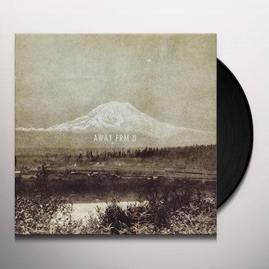 Oberhofer AWAY FRM U Vinyl Record