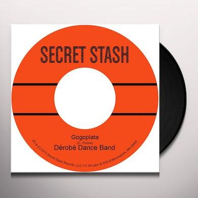 Derobe Dance Band GOGOPLATA / KEM DAHG Vinyl Record