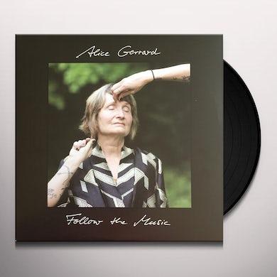 FOLLOW THE MUSIC Vinyl Record