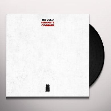Refused SERVANTS OF DEATH Vinyl Record