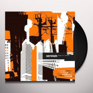 Astralasia VOYAGE TIL TOMORROW Vinyl Record