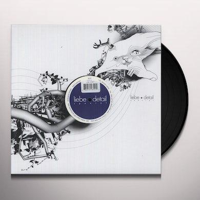Kink DETUNATOR REMIXES Vinyl Record