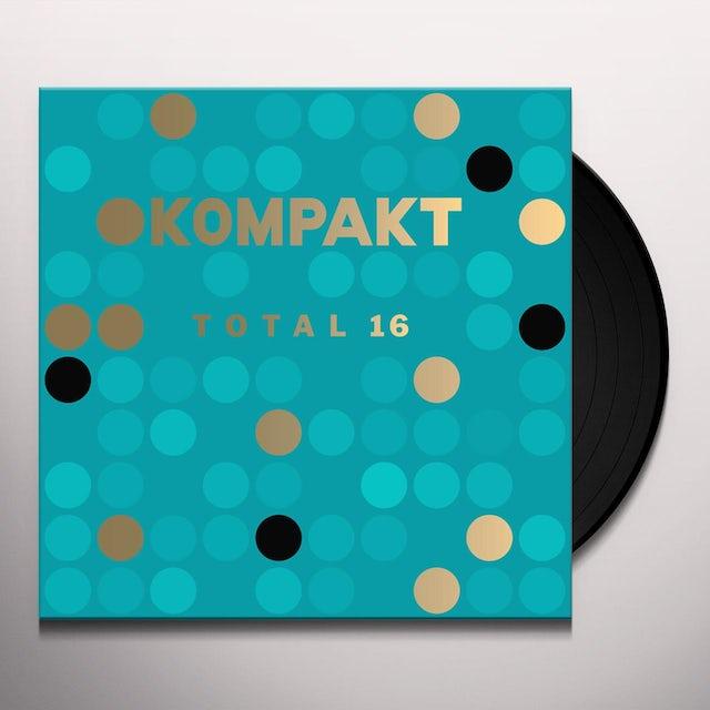 KOMPAKT TOTAL 16 / VARIOUS