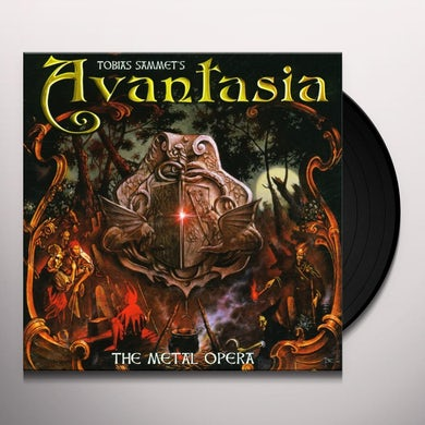 Avantasia METAL OPERA PT I Vinyl Record