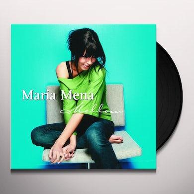 Maria Mena MELLOW Vinyl Record