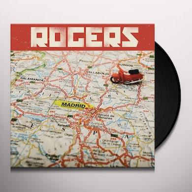 Rogers MIT DEM MOPED NACH MADRID / MEINE SOLDATEN Vinyl Record