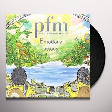 Premiata Forneria Marconi EMOTIONAL TATTOOS Vinyl Record