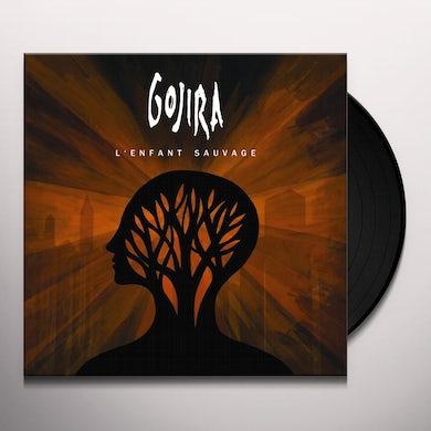 Gojira L'ENFANT SAUVAGE Vinyl Record