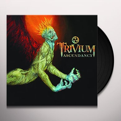 Trivium ASCENDANCY Vinyl Record