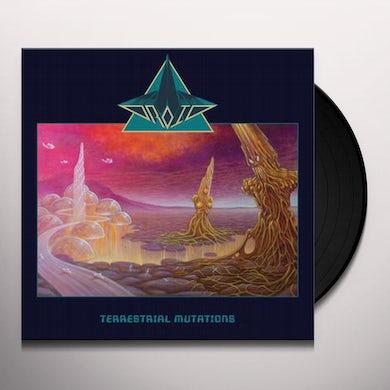 Droid TERRESTRIAL MUTATIONS Vinyl Record