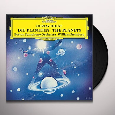 Boston Symphony Orchestra Holst: The Planets, Op. 32 Vinyl Record