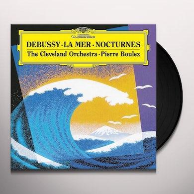 Debussy:La Mer, L.109; Nocturnes, L.91 (LP) Vinyl Record