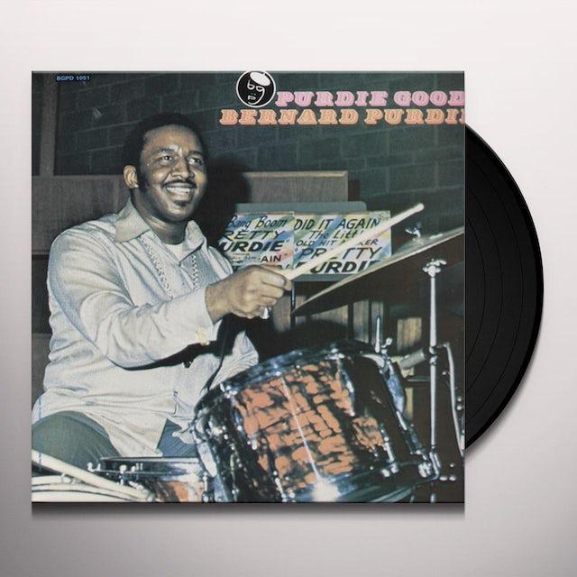 Bernard Purdie PURDIE GOOD Vinyl Record