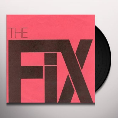 Fix VENGEANCE / IN THIS TOWN & JAN'S ROOMS Vinyl Record