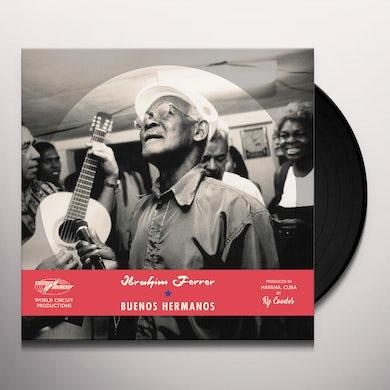 IBRAHIM FERRER Buenos Hermanos (Special Edition) Vinyl Record