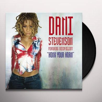 Dani Stevenson HONK YOUR HORN Vinyl Record