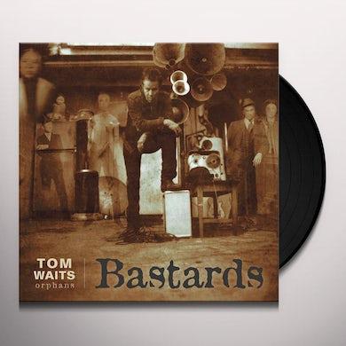 Tom Waits BASTARDS Vinyl Record