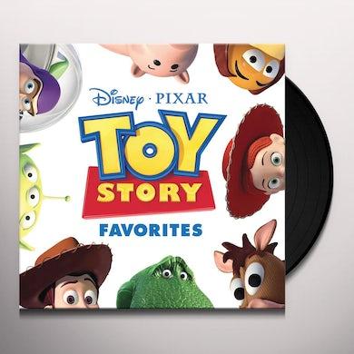 TOY STORY FAVORITES / Original Soundtrack Vinyl Record