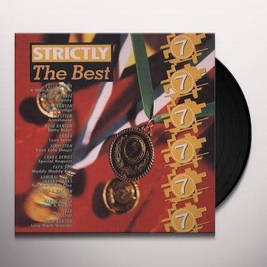 Strictly Best 7 / Various Vinyl Record