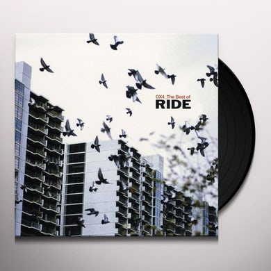Ride Ox4 The Best Of Vinyl Record