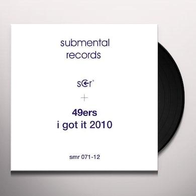 49Ers I GOT IT 2010 Vinyl Record