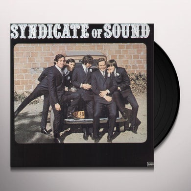 Syndicate Of Sound LITTLE GIRL Vinyl Record