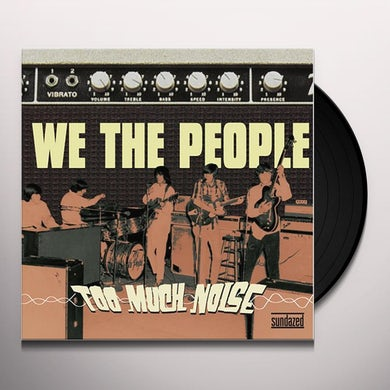 TOO MUCH NOISE Vinyl Record