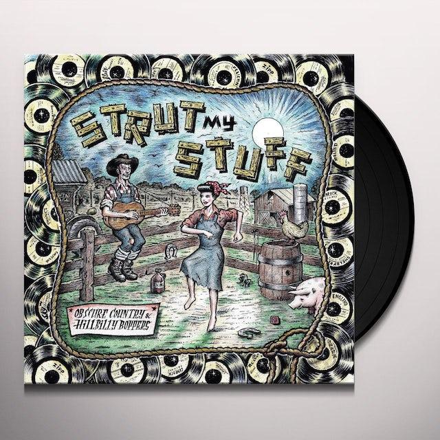 Strut My Stuff / Various
