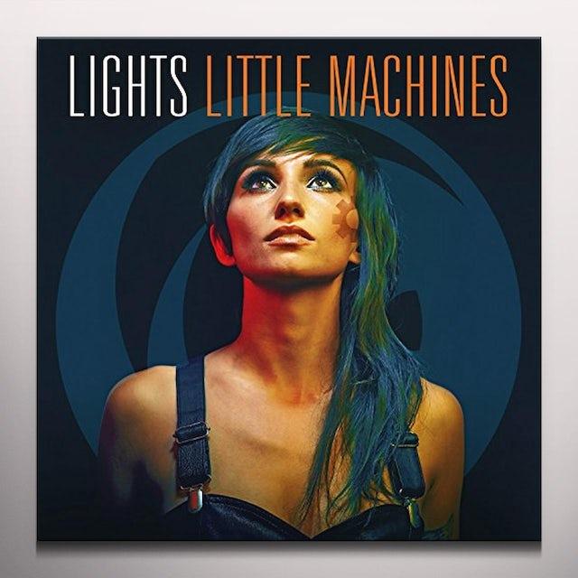 Lights LITTLE MACHINES Vinyl Record