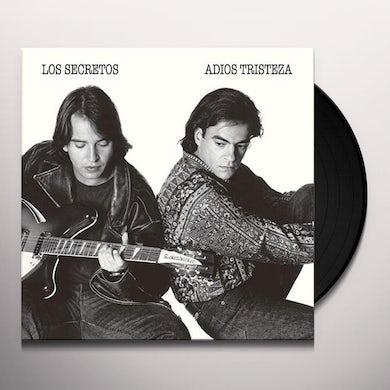 ADIOS TRISTEZA Vinyl Record