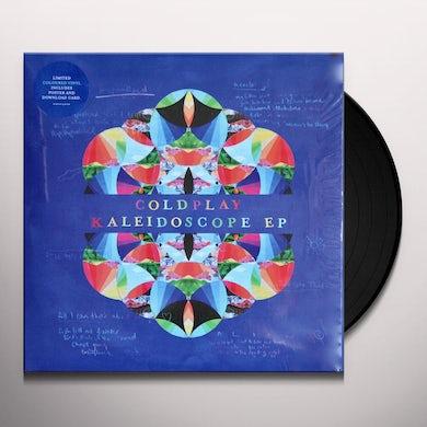 Coldplay KALEIDOSCOPE Vinyl Record