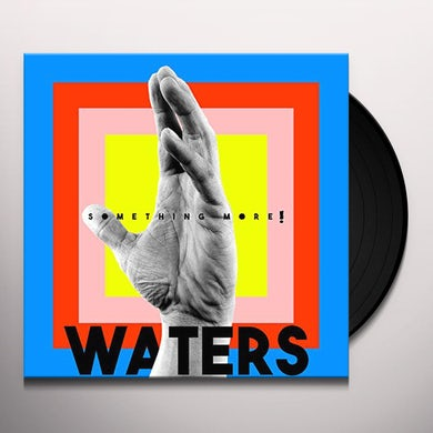Water SOMETHING MORE Vinyl Record
