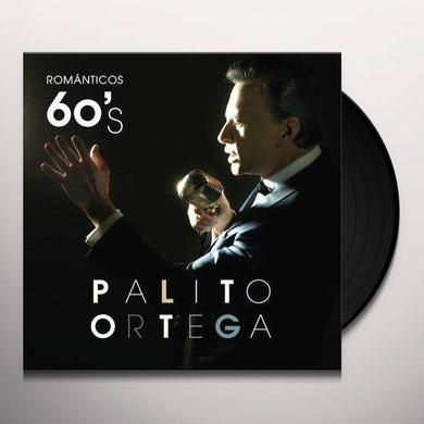 Palito Ortega ROMANTICOS 60S Vinyl Record