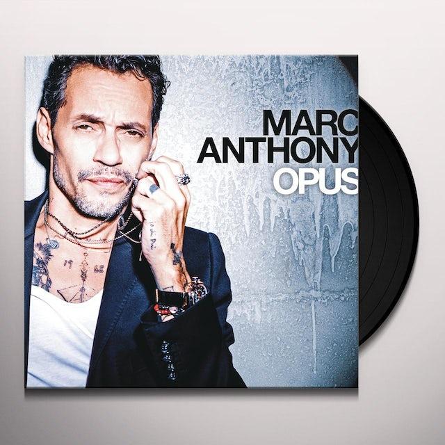 Marc Anthony OPUS Vinyl Record