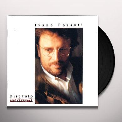 Ivano Fossati DISCANTO Vinyl Record