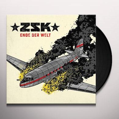 ZSK ENDE DER WELT Vinyl Record