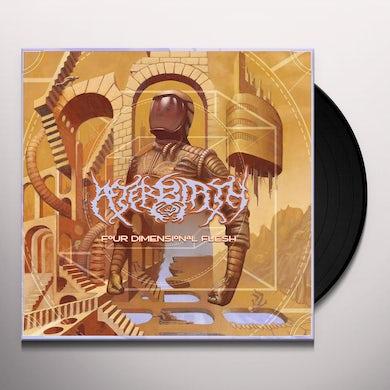 Afterbirth FOUR DIMENSIONAL FLESH Vinyl Record