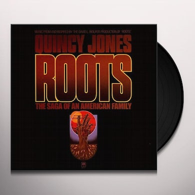 Roots: Saga Of An American Family / O.S.T. ROOTS: SAGA OF AN AMERICAN FAMILY / Original Soundtrack Vinyl Record